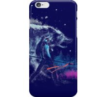 princess of the forest iPhone Case/Skin