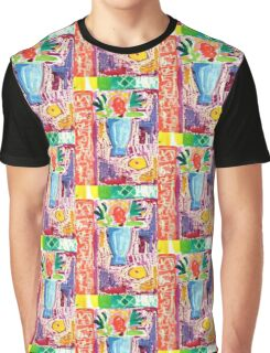 Protea colour burst Graphic T-Shirt