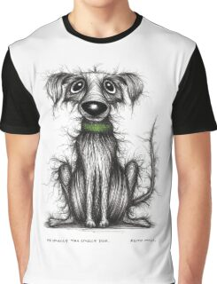 Mr Smelly the smelly dog Graphic T-Shirt