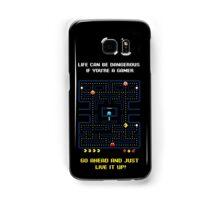Pacman Game | Juego del Comecocos Samsung Galaxy Case/Skin