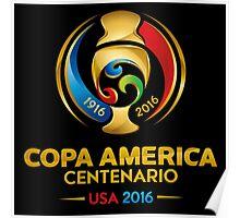 copa america 2016 Poster