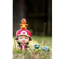 Red and the Starters Photographic Print