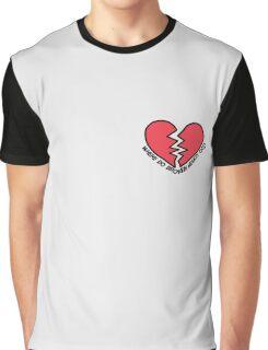 Where Do Broken Hearts Go Graphic T-Shirt