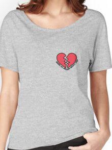 Where Do Broken Hearts Go Women's Relaxed Fit T-Shirt