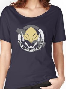 Pharcent Women's Relaxed Fit T-Shirt