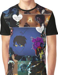 Kurt Wagner TRASH Graphic T-Shirt