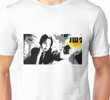 JW gives you his best shot Unisex T-Shirt