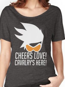 Cavalrys Here Women's Relaxed Fit T-Shirt