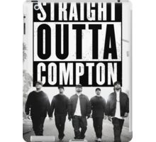Straight Outta Compton Movie iPad Case/Skin