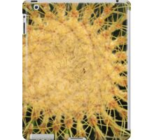 Spines on a Cactus iPad Case/Skin