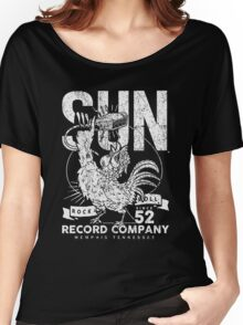 SUN RECORDS : since 1952 Women's Relaxed Fit T-Shirt