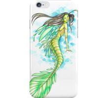 Seaweed Mermaid iPhone Case/Skin