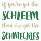 Schleem for Schmeckles by Chairboy