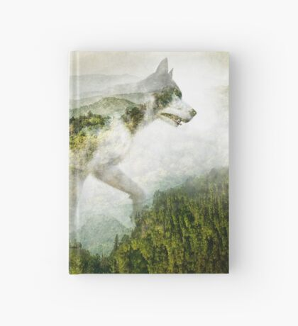 Wolf Mountain Hardcover Journal