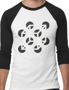 Use Your Illusion | Invert Edition Men's Baseball ¾ T-Shirt