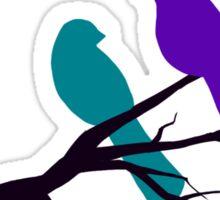 Two Birds  Sticker