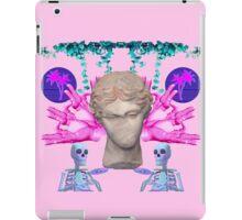 Vaporwave | [ C A C H E - >  N U L L ] iPad Case/Skin
