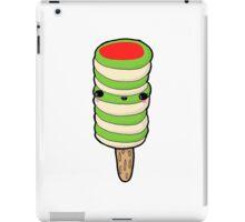 Kawaii Twister Fun Ice-Lolly iPad Case/Skin