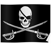 Pirate Flag Poster