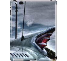 Desoto Tail Fin iPad Case/Skin