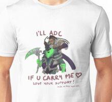 adc e support <3 v.3 Unisex T-Shirt
