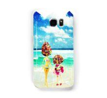 rainbow sprinkles surreal ice cream sisters Samsung Galaxy Case/Skin