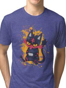 Gammer Litten Tri-blend T-Shirt