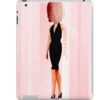 cotton candy woman Elegance  iPad Case/Skin