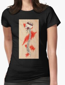 Amantes II Womens Fitted T-Shirt