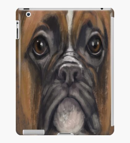 Boxer Mush iPad Case/Skin