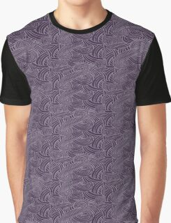 mass effect tali pattern Graphic T-Shirt