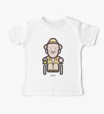 Breaking Bad Icon Set - HECTOR SALAMANCA Baby Tee