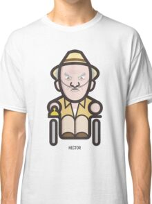 Breaking Bad Icon Set - HECTOR SALAMANCA Classic T-Shirt
