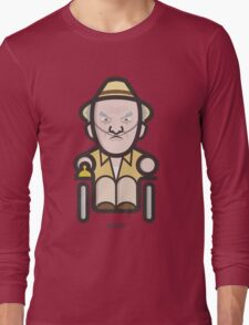 Breaking Bad Icon Set - HECTOR SALAMANCA Long Sleeve T-Shirt