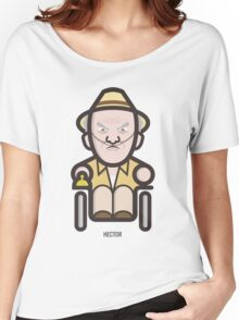 Breaking Bad Icon Set - HECTOR SALAMANCA Women's Relaxed Fit T-Shirt