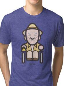 Breaking Bad Icon Set - HECTOR SALAMANCA Tri-blend T-Shirt
