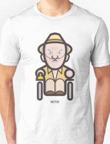 Breaking Bad Icon Set - HECTOR SALAMANCA Unisex T-Shirt