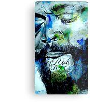 Rick Ross Metal Print