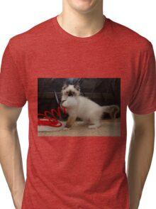 Ho.. Ho.. Ho... Tri-blend T-Shirt