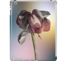 Rainbow Lotus Flower iPad Case/Skin