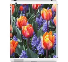 Princess Irene Tulips ~ Skagit Valley iPad Case/Skin