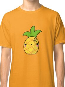 Kawaii Cute Pineapple Tropical Classic T-Shirt