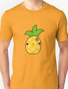 Kawaii Cute Pineapple Tropical Unisex T-Shirt