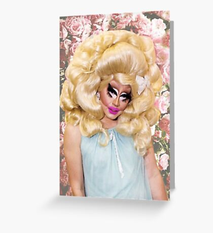 Trixie  Greeting Card
