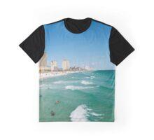 Panama City Beach, Florida Graphic T-Shirt