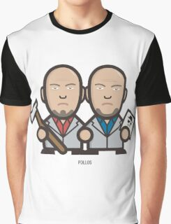 Breaking Bad Icon Set - MARCO&LIONEL Graphic T-Shirt