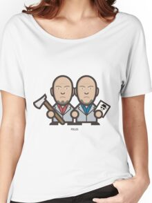 Breaking Bad Icon Set - MARCO&LIONEL Women's Relaxed Fit T-Shirt