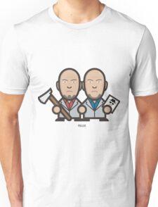 Breaking Bad Icon Set - MARCO&LIONEL Unisex T-Shirt