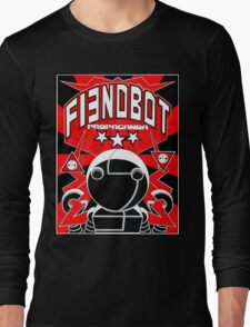 FIƎNDBOT - PROPAGANDA Long Sleeve T-Shirt