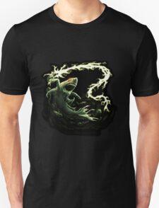 """""""Sharky Prime"""" summoned by Mordecai Unisex T-Shirt"""